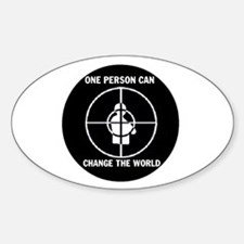 SCOPE Oval Decal
