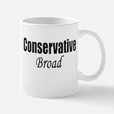 Conserv. Broad Mug