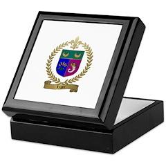 LEGER Family Keepsake Box
