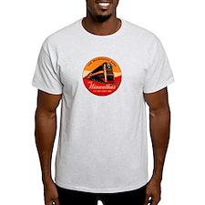 Milwaukee Road Passenger Train T-Shirt