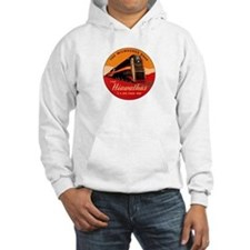 Milwaukee Road Passenger Train Hoodie