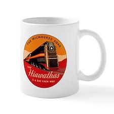 Milwaukee Road Passenger Train Mug