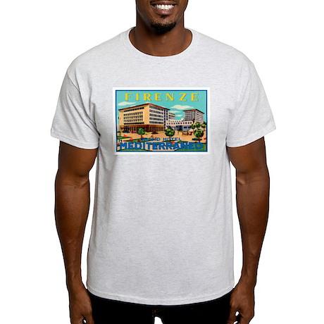 Florence Firenze Italy Light T-Shirt