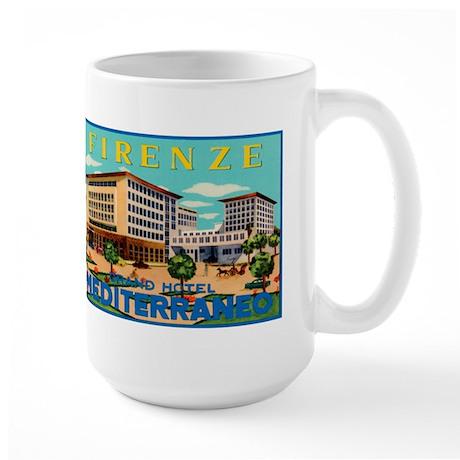 Florence Firenze Italy Large Mug