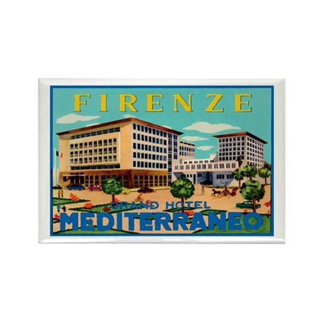 Florence Firenze Italy Rectangle Magnet (10 pack)