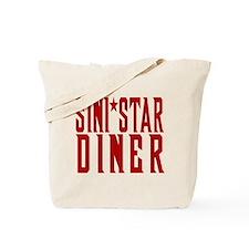SiniStar Diner Tote Bag