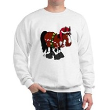 Don't Ask Christmas Horse Sweatshirt