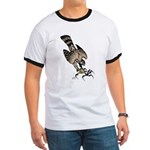Falcon Talons Out Ringer T