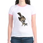 Falcon Talons Out Jr. Ringer T-Shirt