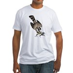 Falcon Talons Out Fitted T-Shirt