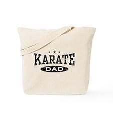 Karate Dad Tote Bag