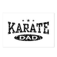 Karate Dad Postcards (Package of 8)