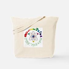 Quantum Tribe Tote Bag