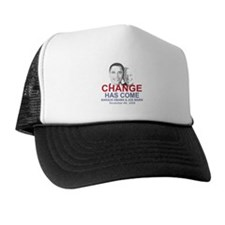 OBAMA SHOPS: Trucker Hat