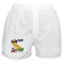 Cute Happycow Boxer Shorts