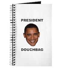 President Douchebag Journal