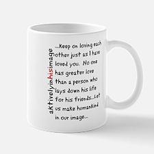 aktivelyinhisimage hot beverage mug