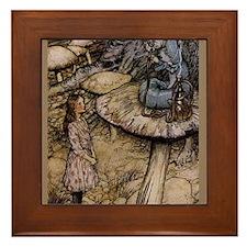 Arthur Rackham Framed Tile