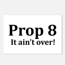 Prop 8 Postcards (Package of 8)