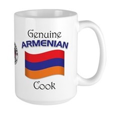 Genuine Armenian Cook Mug