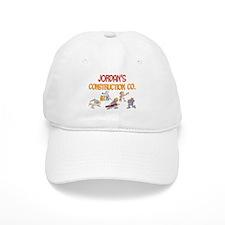 Jordan's Construction Co. Baseball Cap