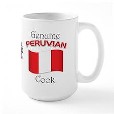 Genuine Peruvian Cook Mug