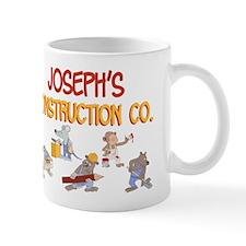Joseph's Construction Co. Mug