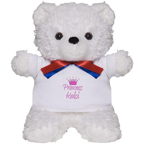 Princess Kelsi Teddy Bear