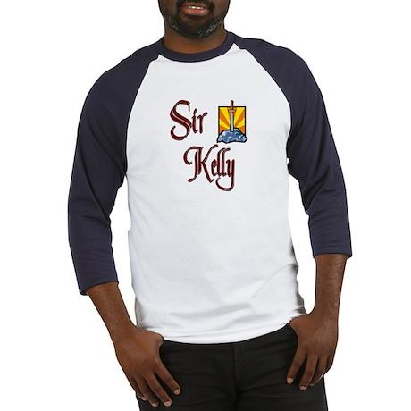 Sir Kelly Baseball Jersey