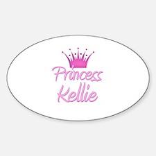 Princess Kellie Oval Decal