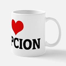 Amo (i love) Concepcion Mug