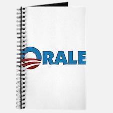 Orale Obama Journal