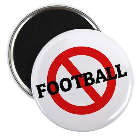 Anti Football Magnet