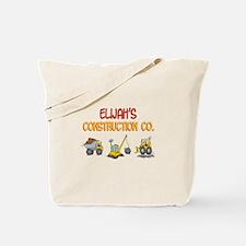 Elijah's Construction Tractor Tote Bag