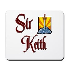 Sir Keith Mousepad