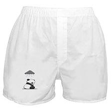 Sad Panda Boxer Shorts