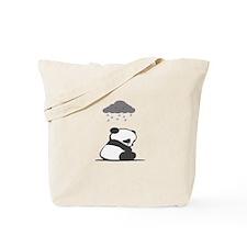 Sad Panda Tote Bag