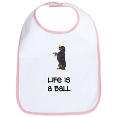 Rottweiler Life Bib
