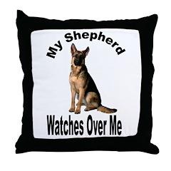 My Shepherd Throw Pillow