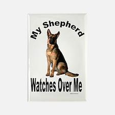 My Shepherd Rectangle Magnet (10 pack)