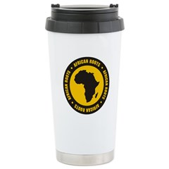 African Roots Travel Mug