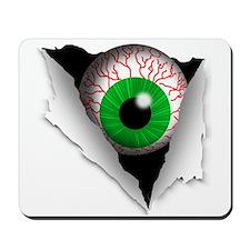 Eyeball Mousepad