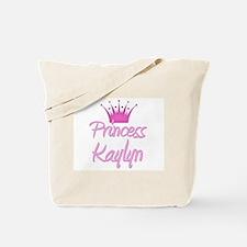 Princess Kaylyn Tote Bag