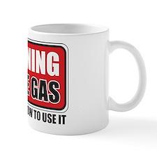 WARNING: I HAVE GAS Mug
