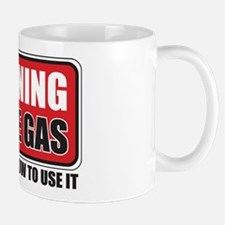 WARNING: I HAVE GAS Mug