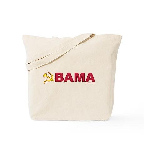Obama Hammer & Sickle Tote Bag