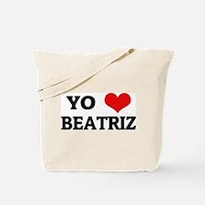 Amo (i love) Beatriz Tote Bag