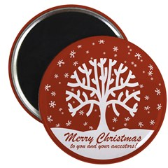 Merry Christmas Magnet