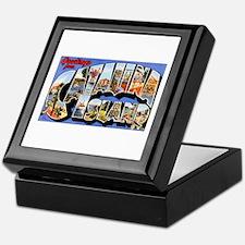 Catalina Island Keepsake Box