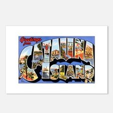 Catalina Island Postcards (Package of 8)